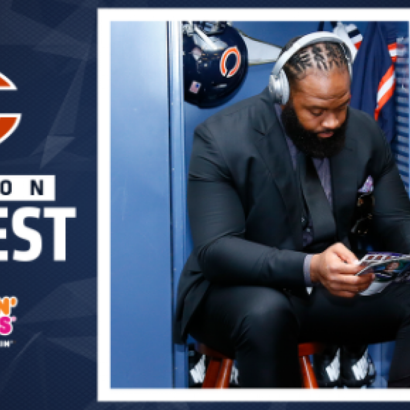 Chicago Bears On Twitter Got A Great One Liner For This Photo Comment With Your Caption And You Could Win A 25 Dunkin Chicago Giftcard  Https T Co 6 Nb Sf W9G Zk Https T Co 8Fu Wl97 Cu Q